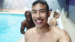 RELAXING BEFORE MY RACES (Vlog #10)