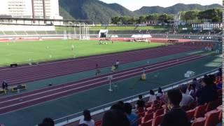三段跳(Triple Jump) 2015 全日本実業団 16m49 長谷川大悟(Daigo Hasegawa)