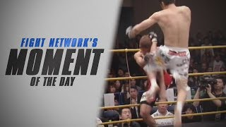 Yoshiki Harada's Demolition at DEEP: 46 Impact | Moment of the Day