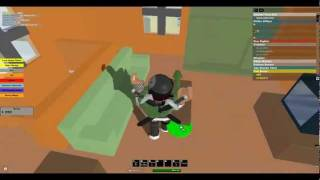 (Stuntkid1234) Roblox cops vs robbers #3