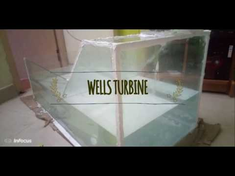 How to construct Wells Turbine