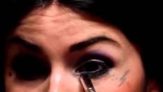 Kat Von D Romantic Makeup Tutorial Poetica Palette Thumbnail