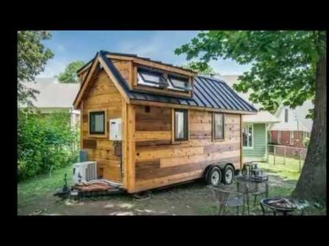 A high end cedar mountain tiny house youtube for High end tiny house