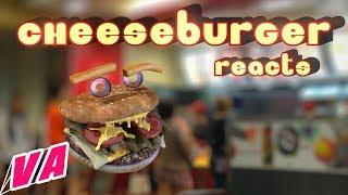 Tasty Cheeseburger Reacts   National Cheeseburger Day
