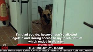 A crazy day in Hitler