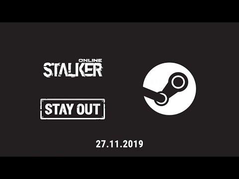 Сталкер Онлайн в СТИМ. Stalker Online / Stay Out.