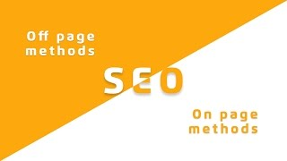 Difference Between onpage and offpage seo Techniques