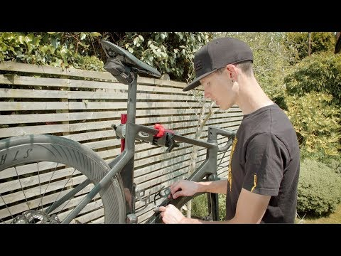 Water Bottle Cage: How to attach a PRO BIKE TOOL Bike Water Bottle Cage To Your Bike