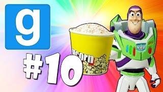 Garry's Mod Смешные моменты #10 - Кинотеатр, Двойной Вин Дизель, Магазин (Gmod)