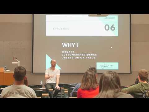 Guest Lecture @ Sydney University