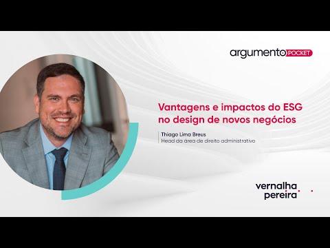Vantagens e impactos do ESG no design de novos negócios  | Argumento Pocket 24