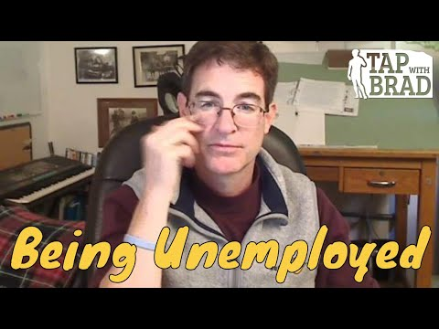 Being Unemployed - Tapping with Brad Yates