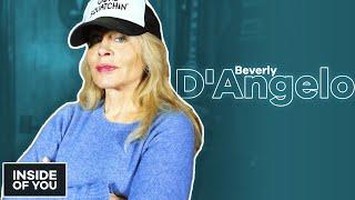 Podcast Interview w/ Celebrity Beverly D'Angelo  Michael Rosenbaum celebritypodcast