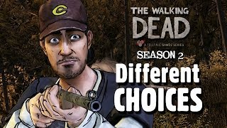 Walking Dead Season 2 - Episode 1 - Different Choices - Save Nick, Leave the Dog, Refuse Water