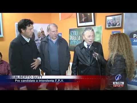 Elecciones PASO 2015 en Adolfo Alsina