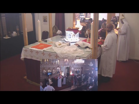 St Mary Coptic Church Ottawa / Liturgy / 2017-09-28
