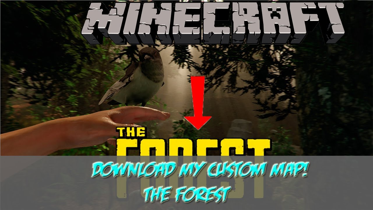 mod the forest download creatire