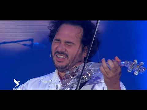 Olen Cesari and International Clandestine Orchestra Live In Tirana [2017]
