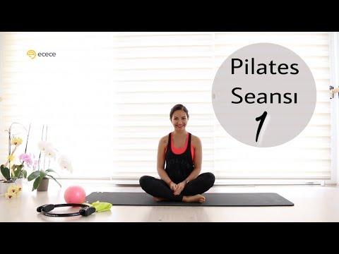 Pilates Seansı   1