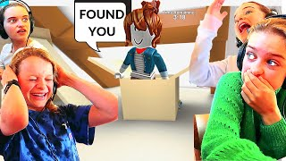 NORRIS NUTS HIDE AND SEEK CHALLENGE in Roblox