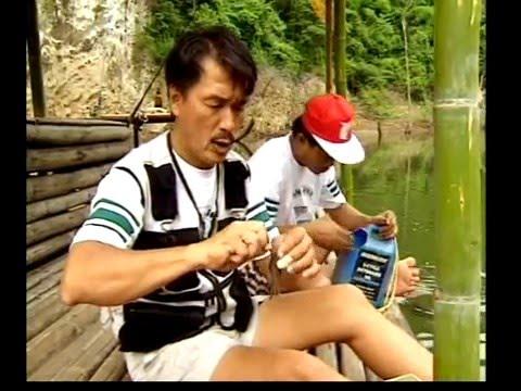 สารคดีส่อง ตกปลาน้ำโจน 11 ตอน ปลาในแก่งน้ำเชี่ยว