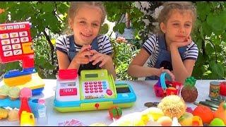 видео Детский супермаркет