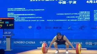 Илья Ильин вернулся! Чемпионат Азии тяжелая атлетика 2019 Ilya Ilyin Asian weightlifting