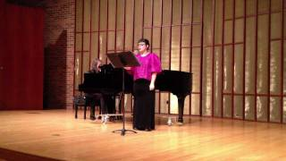 Angie Ostaszewski, Waray Waray, Filipino Folk Song