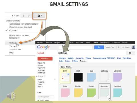 Learning Gmail