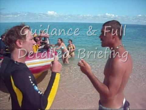 Vilanculos - Mozambique - a day with Odyssea Dive