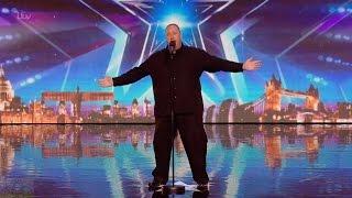 britain s got talent 2016 s10e05 clyde parry tries a pop version of nessun dorma full audition