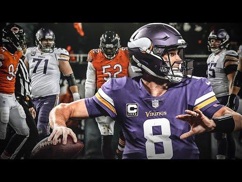 The Minnesota Vikings Paid 84 Million For a Golden Trash Bag!