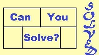 Euler Trail Puzzle Solution | Euler Trail Solution