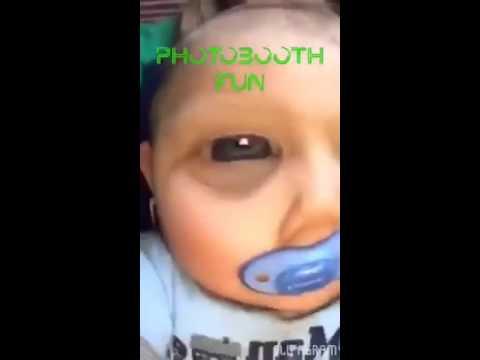 Photo booth challenge little bro | Aubrey Mckenzie