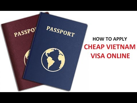 How to apply cheap Vietnam visa online