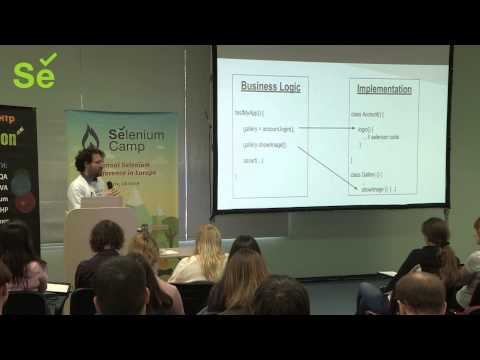 From Unit Testing to End-To-End Test Automation (Oren Rubin, Israel)