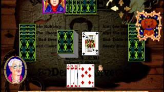 Hoyle 5 (10/10): Crazy Eights