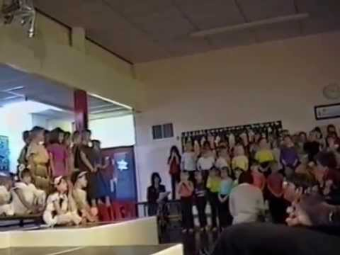 Wildground Infant School - Christmas show 1999