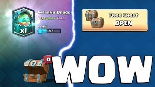 How to get a free LEGENDARY CHEST Any Time | Clash Royale | Best 2018