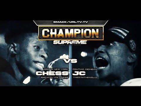CHAMPION   JC VS CHESS - SMACK/URL