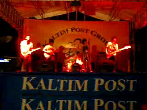 LUISTEREN - Live Perform at Festival Kaltim Post Group Balikpapan