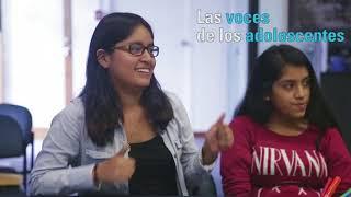 Talleres con adolescentes en Perú - Estado Mundial de la Infancia 2017