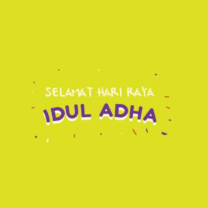 Selamat Hari Raya Idul Fitri: Selamat Hari Raya Idul Adha