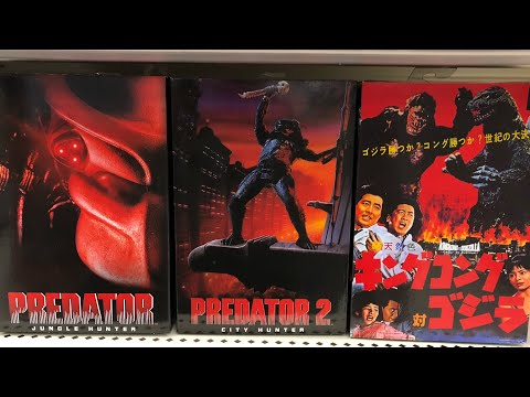 Ultimate NECA Toys Predator 1 & 2 And More At Target