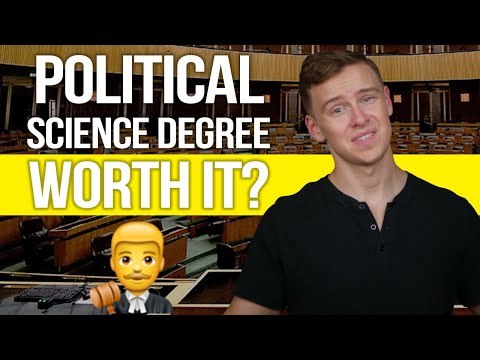 Is a Political Science Degree Worth It?