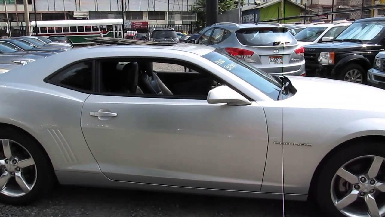 Chevrolet Camaro 2010 a la venta en Panama TU AUTO PANAMA ...