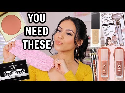 CURRENT BEAUTY FAVORITES! Amazing Products You NEED 😍