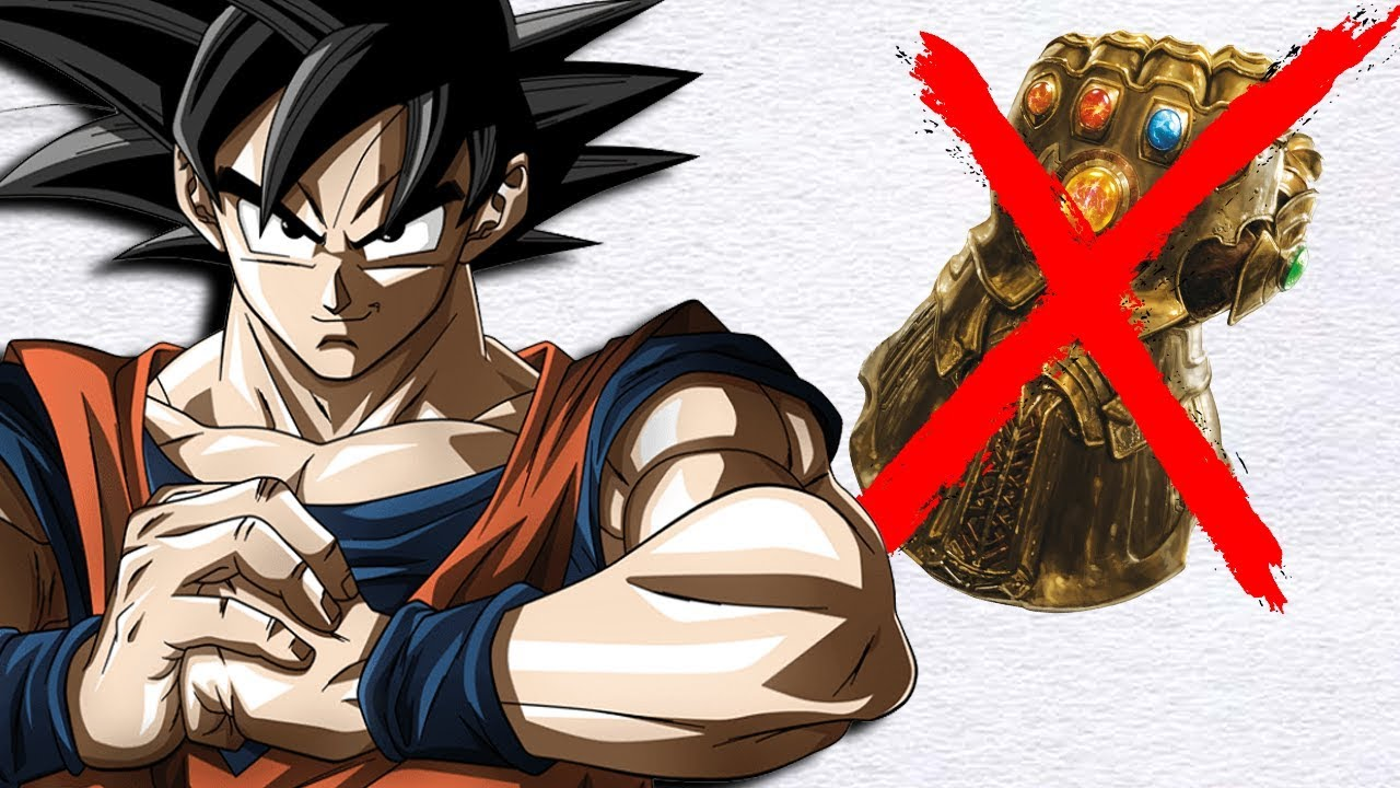 Goku Vs Thanos: Why Goku Would NOT Help Thanos Complete The Infinity