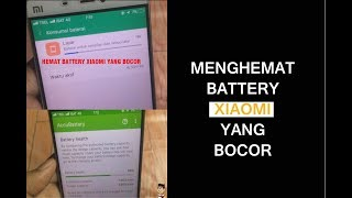 RAHASIA Battery Xiaomi yang mulai Bocor tetap AWET