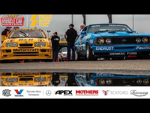 2017 Muscle Car Masters Sunday
